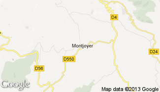 Plan de Montjoyer