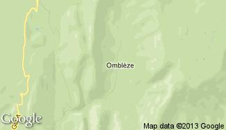 Plan de Omblèze