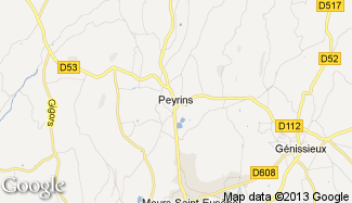 Plan de Peyrins
