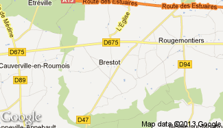 Plan de Brestot