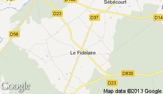 Plan de Le Fidelaire