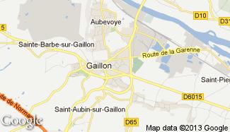 Plan de Gaillon