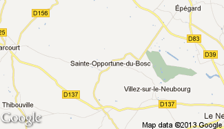Sainte opportune du bosc 27110 - Office du tourisme le neubourg ...