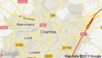 Plan de Chartres