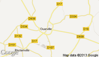 Plan de Ouarville