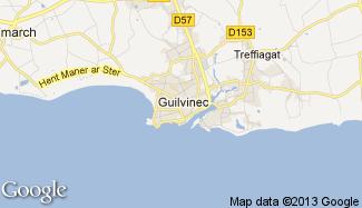 Plan de Guilvinec