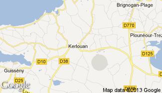 Plan de Kerlouan