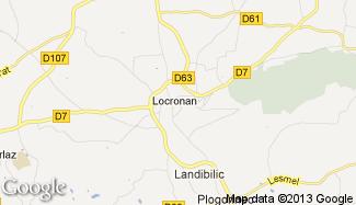 Plan de Locronan