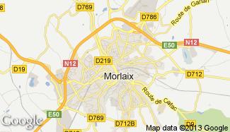 Plan de Morlaix