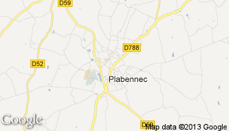 Plan de Plabennec