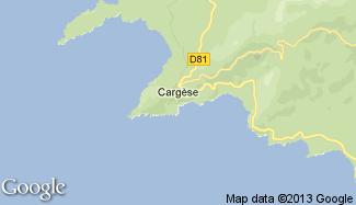 Plan de Cargèse
