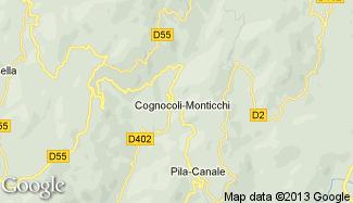 Plan de Cognocoli-Monticchi