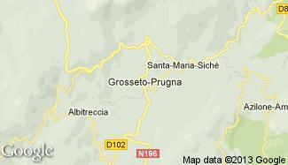 Plan de Grosseto-Prugna