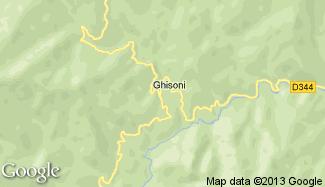 Plan de Ghisoni