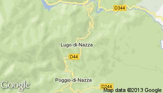 Plan de Lugo-di-Nazza
