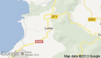 Plan de Lumio