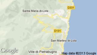 Plan de San-Martino-di-Lota