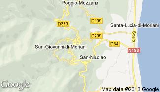 Plan de Santa-Lucia-di-Moriani