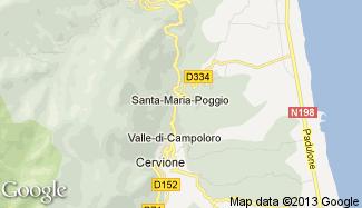 Plan de Santa-Maria-Poggio