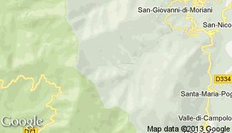 Plan de Santa-Reparata-di-Moriani