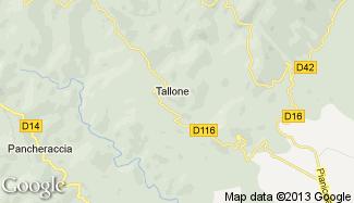 Plan de Tallone
