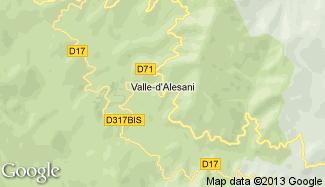Plan de Valle-d'Alesani