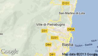 Plan de Ville-di-Pietrabugno