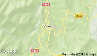 Plan de Vivario