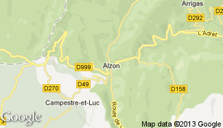 Plan de Alzon