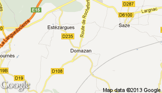 Plan de Domazan