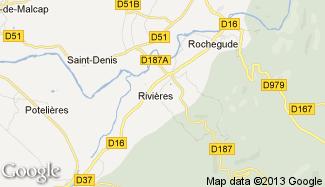 Plan de Rivières