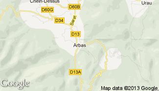 Plan de Arbas
