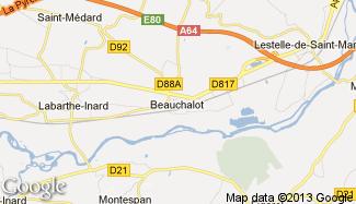 Plan de Beauchalot