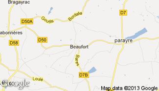 Plan de Beaufort
