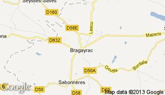 Plan de Bragayrac