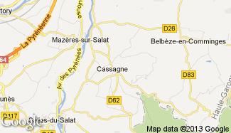 Plan de Cassagne
