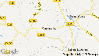 Plan de Castagnac