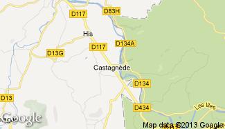Plan de Castagnède