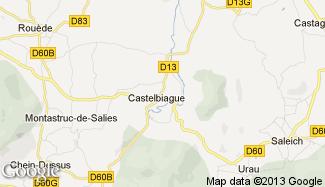 Plan de Castelbiague