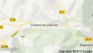 Plan de Castillon-de-Larboust