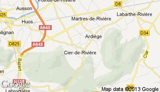Plan de Cier-de-Rivière