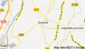 Plan de Eaunes