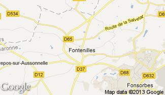 Plan de Fontenilles