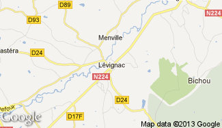Plan de Lévignac