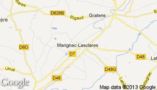 Plan de Marignac-Lasclares