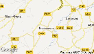 Plan de Montmaurin
