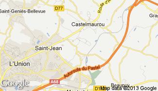 Plan de Rouffiac-Tolosan