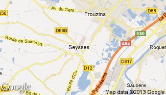 Plan de Seysses