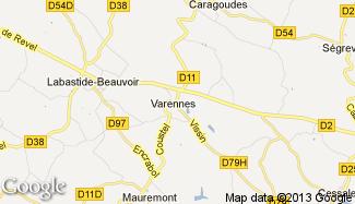 Plan de Varennes