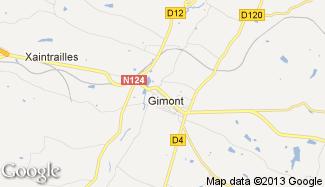 Plan de Gimont